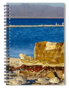 Hide A Bed For Sale Spiral Notebook