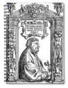 Hieronymous Bock (c1489-1554) Spiral Notebook