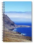 Hierro Landscape Spiral Notebook