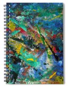 Higgs Field Activity -or- Paint Spiral Notebook