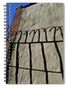 High Bars Spiral Notebook