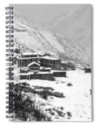 High Camp - The Himalayas - Nepal Spiral Notebook