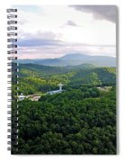 High Country 1 In Wnc Spiral Notebook