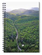 High Country 2 In Wnc Spiral Notebook