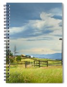 High Country Farm Spiral Notebook