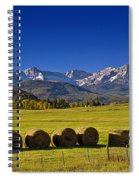 High Country Harvest Spiral Notebook