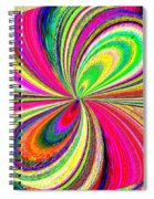 High Definition Color 1 Spiral Notebook
