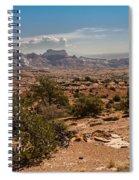 High Desert II Spiral Notebook