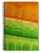 High Desert Original Painting Spiral Notebook
