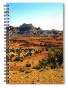 High Desert View Spiral Notebook