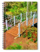 High Dynamic Reverie Spiral Notebook