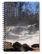 High Falls State Park Spiral Notebook