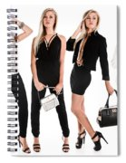 High Fashion Spiral Notebook
