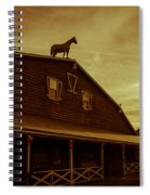 High Horse Spiral Notebook