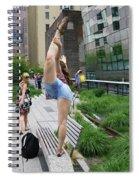 High Line Exhibitionist Spiral Notebook