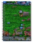 High Line Ivy Spiral Notebook