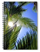 High Noon Spiral Notebook