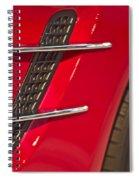 High Performance  Spiral Notebook
