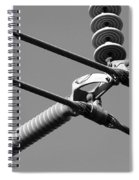 High Power Lines - 1 Spiral Notebook