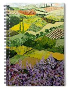 High Ridge Spiral Notebook