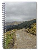 High Road Spiral Notebook