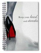 High Standards Spiral Notebook