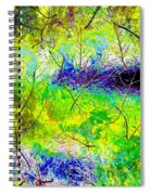 High Street Decor 12 Spiral Notebook