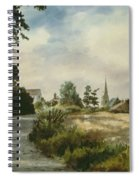 Higham Upshire Spiral Notebook