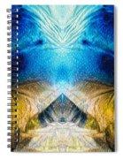 Higher Love Art By Sharon Cummings Spiral Notebook