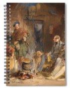 Highland Hospitality Spiral Notebook