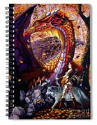 Highland Huntress Spiral Notebook