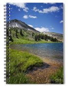 Highland Lakes Spiral Notebook