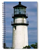 Highland Light Sentinel To The Sea   Spiral Notebook