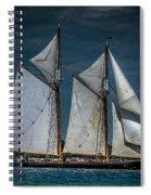 Highlander Sea Spiral Notebook