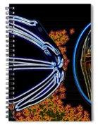 Highlighted  Spiral Notebook