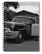Highway Patrol 4 Spiral Notebook