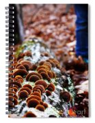 Hiking Treasures Spiral Notebook