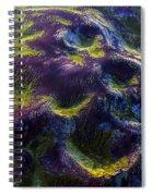 Hills Spiral Notebook