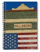 Hillsboro Village Nashville Spiral Notebook