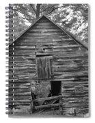 Hillside Barn Spiral Notebook