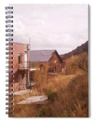 Hillside Spiral Notebook
