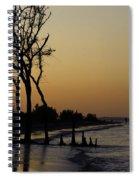 Hilton Head Sunset Spiral Notebook
