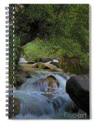 Himalayan Nectar... Spiral Notebook