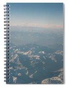 Himalayas 2 Spiral Notebook