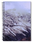 Himalayas Spiral Notebook