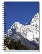 Himalayas Spiral Notebook