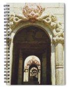 Hindu 3 By Jrr Spiral Notebook