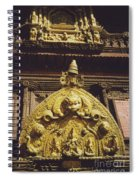 Hindu Gold By Jrr Spiral Notebook