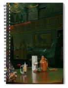 Hiring Leach Spiral Notebook