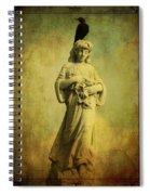 His Find Spiral Notebook